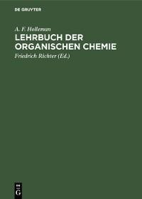 Cover Lehrbuch der organischen Chemie