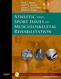 Cover Athletic and Sport Issues in Musculoskeletal Rehabilitation