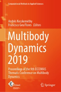 Cover Multibody Dynamics 2019
