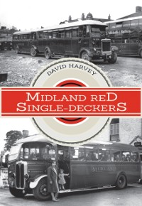Cover Midland Red Single-Deckers