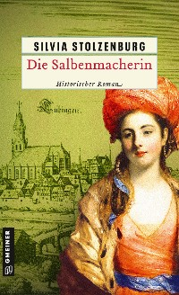 Cover Die Salbenmacherin