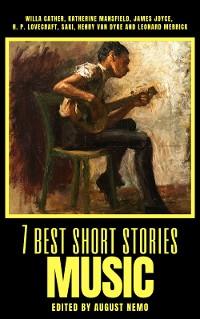 Cover 7 best short stories - Music