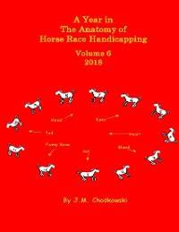 Cover A Year In the Anatomy of Horse Race Handicapping: Volume 6 2018