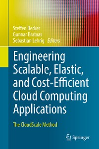 Cover Engineering Scalable, Elastic, and Cost-Efficient Cloud Computing Applications