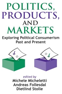 Cover Politics, Products, and Markets