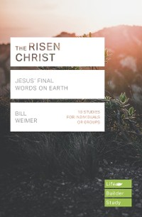 Cover The Risen Christ (Lifebuilder Study Guides)