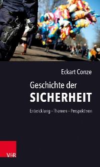 Cover Geschichte der Sicherheit