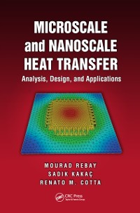 Cover Microscale and Nanoscale Heat Transfer