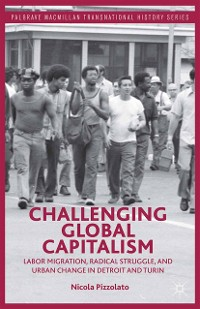 Cover Challenging Global Capitalism