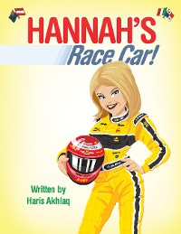 Cover Hannah's Race Car!