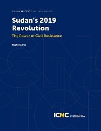 Cover Sudan's 2019 Revolution