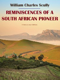 Cover Reminiscences of a South African Pioneer