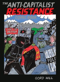 Cover The Anti-Capitalist Resistance Comic Book