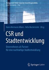 Cover CSR und Stadtentwicklung