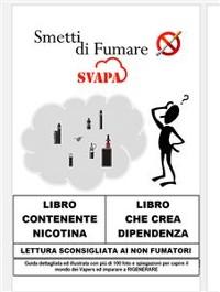 Cover Smetti di Fumare ... Svapa