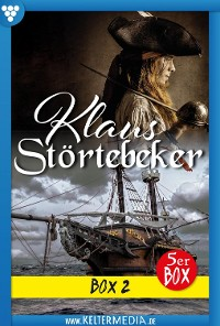 Cover Klaus Störtebeker 5er Box 2 – Abenteuer