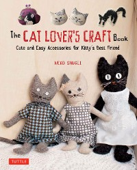 Cover The Cat Lover's Craft Book