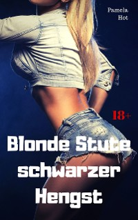 Cover Blonde Stute schwarzer Hengst