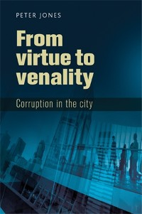 Cover From virtue to venality