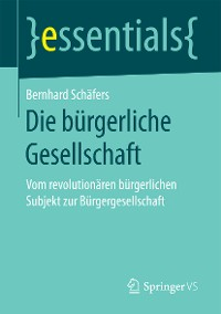 Cover Die bürgerliche Gesellschaft