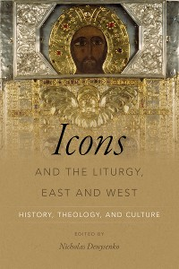 Cover Icons and the Liturgy, East and West