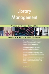 Cover Library Management A Complete Guide - 2020 Edition