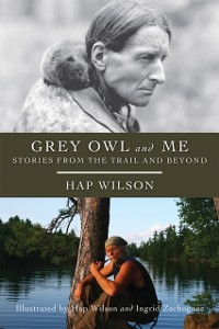 Cover Grey Owl and Me