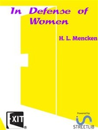 Cover In Defense of Women