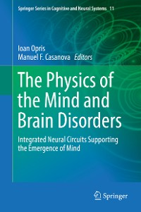 Cover The Physics of the Mind and Brain Disorders
