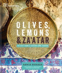 Cover Olives, Lemons and Za'atar: The Best Middle Eastern Home Cooking