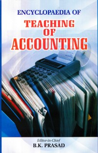 Cover Encyclopaedia of Teaching of Accounting Volume-2