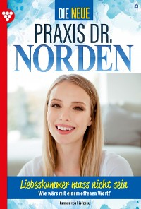 Cover Die neue Praxis Dr. Norden 4 – Arztserie