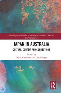 Cover Japan in Australia