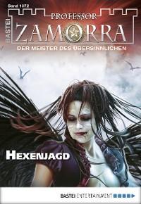 Cover Professor Zamorra - Folge 1072