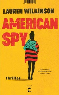 Cover American Spy