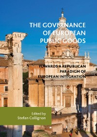 Cover The Governance of European Public Goods