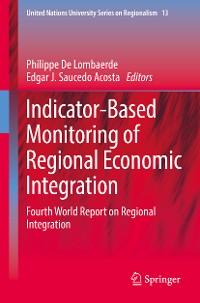 Cover Indicator-Based Monitoring of Regional Economic Integration