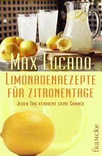 Cover Limonadenrezepte für Zitronentage