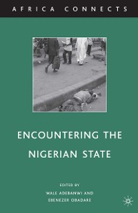Cover Encountering the Nigerian State