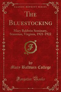 Cover The Bluestocking