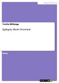Cover Epilepsy. Short Overview