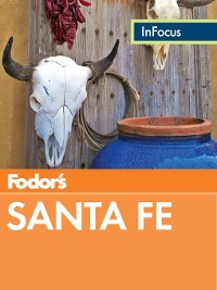 Cover Fodor's In Focus Santa Fe