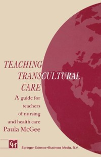 Cover Teaching Transcultural Care