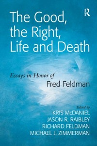 Cover Good, the Right, Life and Death