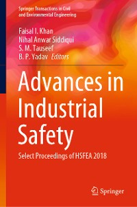 Cover Advances in Industrial Safety