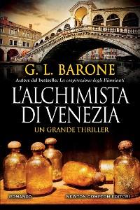 Cover L'alchimista di Venezia