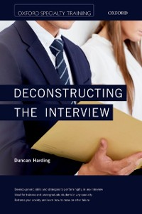 Cover Deconstructing the Interview