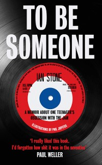 Cover To Be Someone