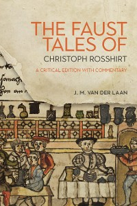 Cover The Faust Tales of Christoph Rosshirt