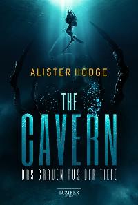 Cover THE CAVERN - Das Grauen aus der Tiefe